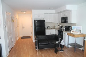 Pennswood Village Studio Apartment Living Space